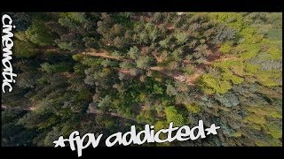 FPV ADDICTED // Cinematic // Freestyle Drone + Hero 6 + ReelSteady GO