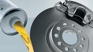 Замена тормозных дисков от компании СТО Ключевой Автосервис MSQ - видео
