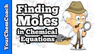 Calculating Moles In A Balanced Equation With The Mole Ratio