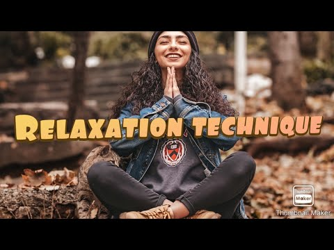 How to de-stress with the 5-4-3-2-1 relaxation technique