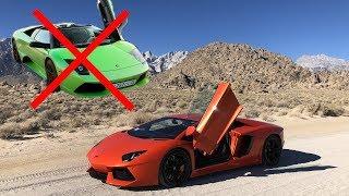 Why I Didn't Buy a Lamborghini Murcielago