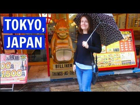 Two days in Tokyo, Japan. Golden Princess: Asia Cruise VLOG 11