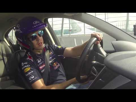 Image: WATCH: Vettel drives the first ever lap of the Sochi circuit!