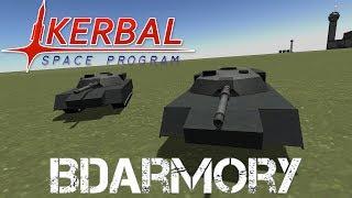BD Armory Tank AI - Kerbal Space Program