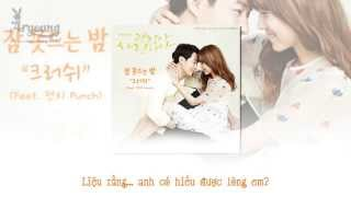 [Vietsub] Crush (ft Punch) - Sleepless Night (It's Okay, That's Love OST)