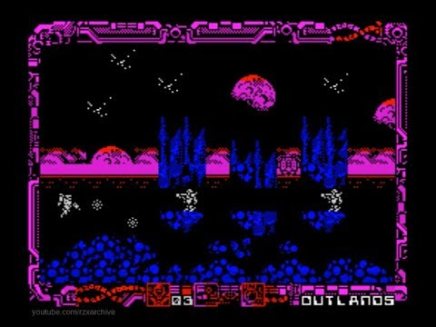 Harbinger 2 – The Void Walkthrough, ZX Spectrum