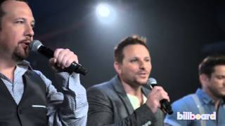 98 Degrees Performs 'Because Of You' acoustic live