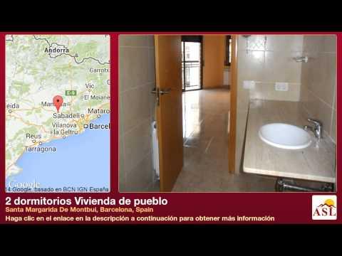 2 dormitorios Vivienda de pueblo se Vende en Santa Margarida De Montbui, Barcelona, Spain