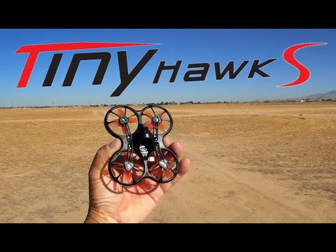 Test Flight Emax Tinyhawk-S