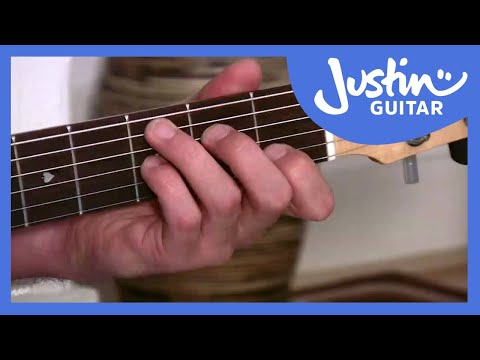 One minute Changes (Guitar Lesson BC-144) Guitar for beginners Stage 4