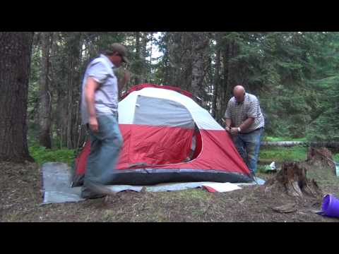 Coleman 4 Person Tent Review