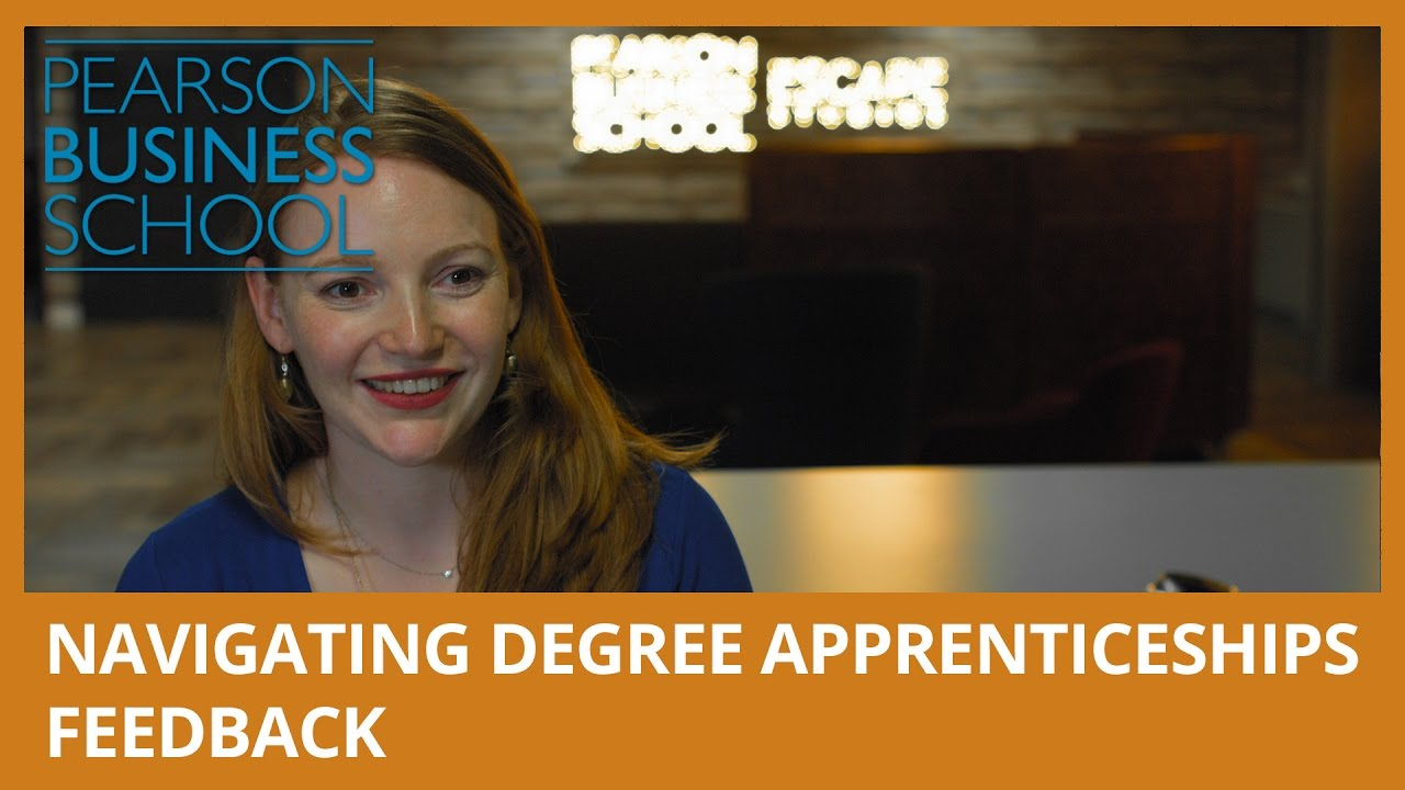 Navigating Degree Apprenticeships - Feedback