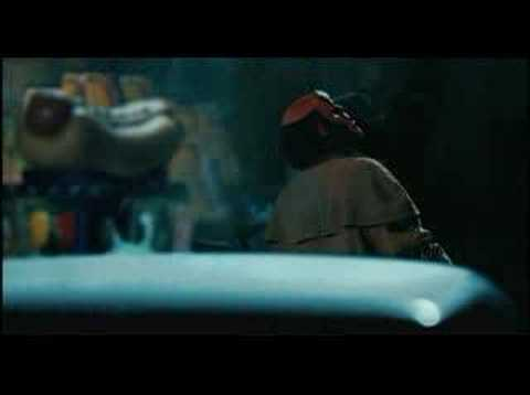 Hellboy II: The Golden Army Trailer 3