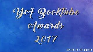 YA BookTube Awards *Announcement*