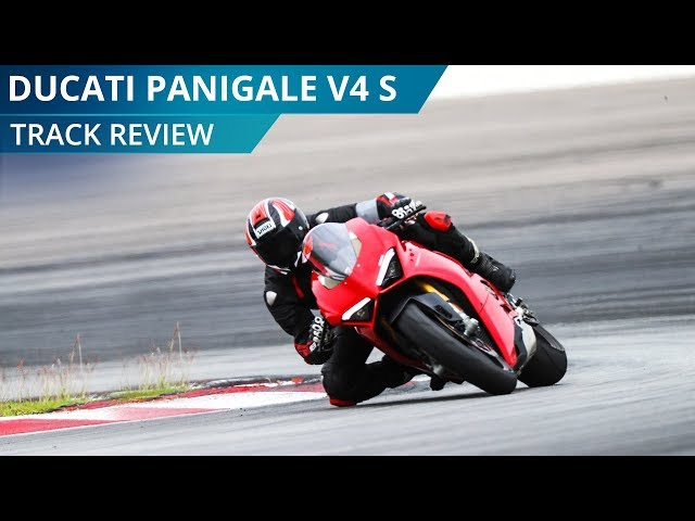 Ducati Panigale V4 S Track Review | BikeWale