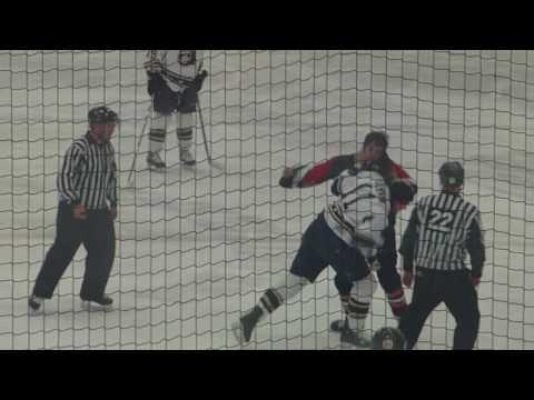 Mike Olynyk vs. Kaleigh Schrock