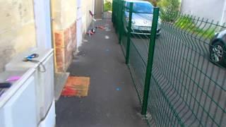 preview picture of video 'FUITE D'EAU ENTRE COMPTEUR ET MAISON D'HABITATION CARPENTRAS'