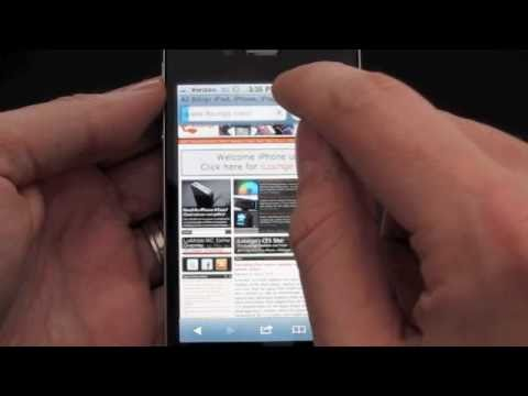 Verizon iPhone 4 Reportedly Loses Reception With Death Grip