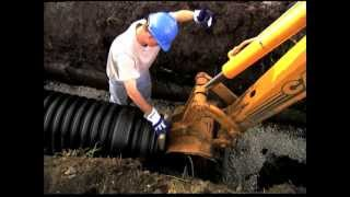 Watch HDPE Pipe Installation Part 2