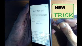 HOW TO UNLOCK AND REMOVE ICLOUD ACTIVATION LOCK WITH NEW TRICK