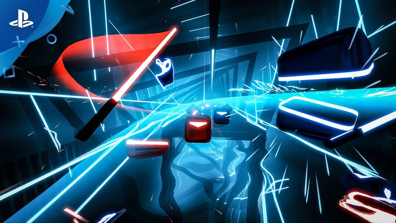 Hit Rhythm Action Game Beat Saber Coming to PS VR