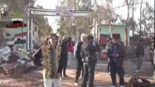 preview picture of video 'بشائر النصر تحرير ثكنة طفس وحاجز التابلين من ايدي قوات النظام والشبيحة 26 أكتوبر، 2013'