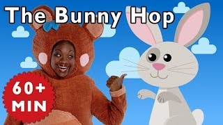The Bunny Hop + More | Nursery Rhymes from Mother Goose Club