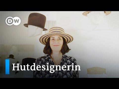 Planet Berlin: Hutdesignerin Fiona Bennett | Euromaxx