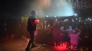 Jamie Webster  BOSS Night    Dirty Old Town  Virgil Van Dijk Song   Button Factory Dublin 02.02.19