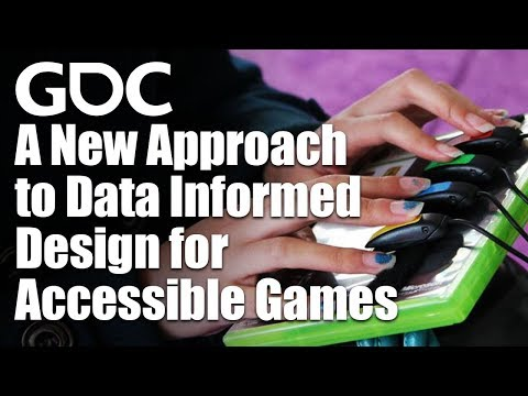 Accessible Player Experiences: A New Approach to Data Informed Design for Accessible Games