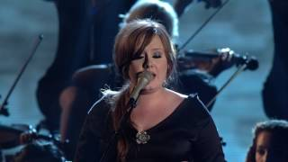 Adele - Chasing Pavements (Grammy Awards With Jennifer Nettles) HD