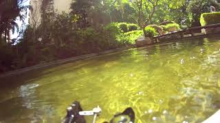 Hawkeye 4K Split Cam FPV on board