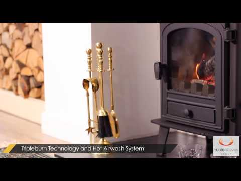 Parkray Consort 4 Multifuel/Wood Burning Stove
