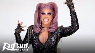 Shuga Cain's Entrance Look | Makeup Tutorial | RuPauls Drag Race Season 11