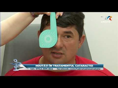 Teste oftalmologie