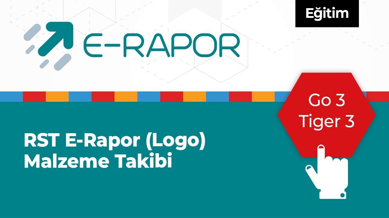 RST E-Rapor (Logo)