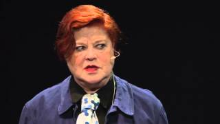 Man for a day, woman for a day. | Diane Torr | TEDxStGeorg