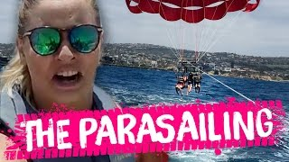 The Parasailing Adventure (Beauty Trippin) by Clevver Style