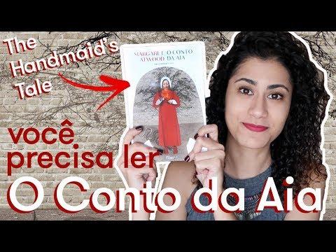 O CONTO DA AIA - The Handmaid's Tale | Livro e Série | Literasutra