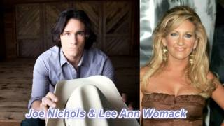 Joe Nichols & Lee Ann Womack - -If I Could Only Fly-.wmv