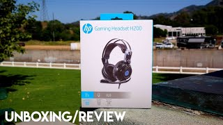 """HP Gaming Headset H200 """"Unboxing/Review"""""""