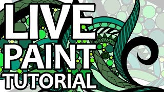 Live Paint Tool Tutorial