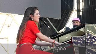 "Amaia   ""El Relámpago"" | Festival De Les Arts 070619"
