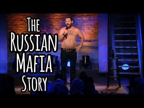 Bert Kreischer a historka o ruské mafii