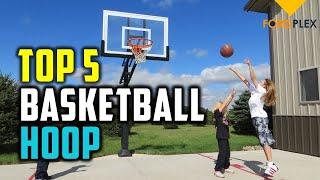 Best Basketball Hoop: Top 5 Best Basketball Hoop 2020 Reviews