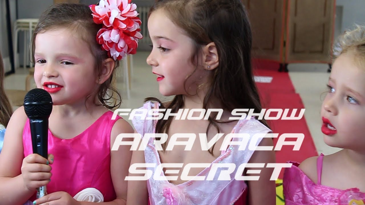 Fashion Show Aravaca Secret (pasarela 2)
