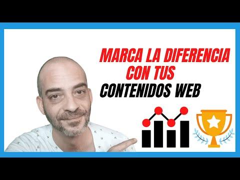 ️¿cómo Enfocar Los Contenidos Para Tu Web?