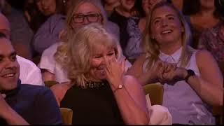 Karaoke with Gary Barlow on #MichaelMcIntyresBigShow