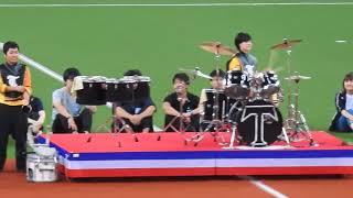 2018年6月23日第58回3000人吹奏楽京都橘高校