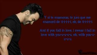 Luis Fonsi   Sola (Letra And English Translation Lyrics)